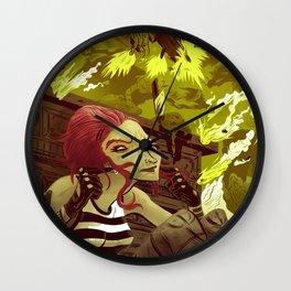 Petra Wall Clock