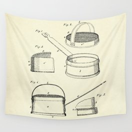 Coffee Roaster-1883 Wall Tapestry