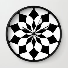 Kaleidoscope 'K2 SQ' Wall Clock