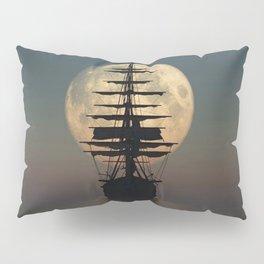 Pirate Ship Pillow Sham