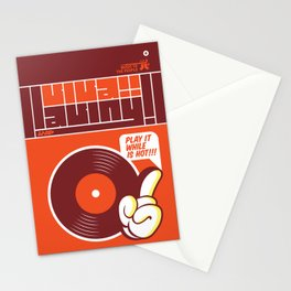 UNDO | Music to the people 02 Stationery Cards
