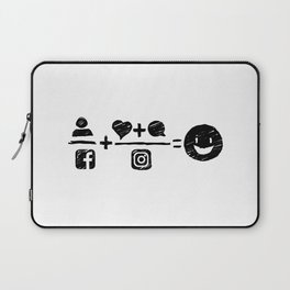 Equations Laptop Sleeve