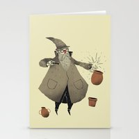 potter Stationery Cards featuring the potter. by Louis Roskosch