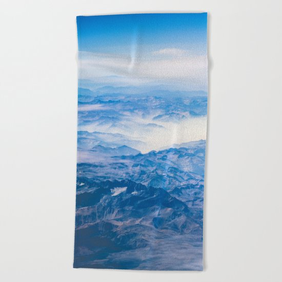 Transcendent Beach Towel