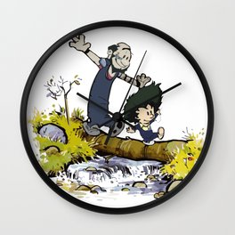 Cowboy & Bebop Wall Clock