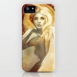 Angel iPhone Case