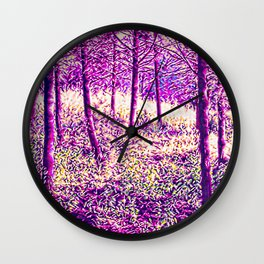 What Will Your Next Dream Be? Wall Clock