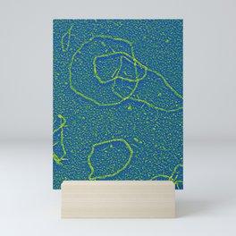 Squiggle 2 Mini Art Print