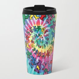 The Roller Trip Bears Travel Mug