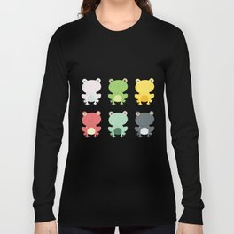 Frogs Long Sleeve T-shirt