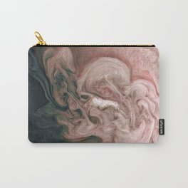 Rose-Colored Jupiter Carry-All Pouch