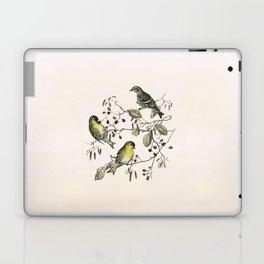 Springtime is lovetime Laptop & iPad Skin
