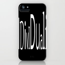 Individualist iPhone Case