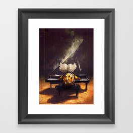 Ballad of Ludwig von Koopa - Super Mario World Series / Gaming & Video Games Framed Art Print