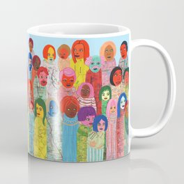 All the People Coffee Mug