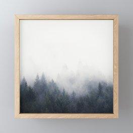 I Don't Give A Fog Framed Mini Art Print