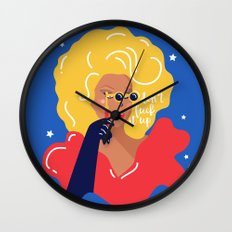 RuPaul Wall Clock