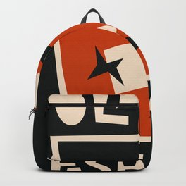 Old Fashioned Cocktail Backpack