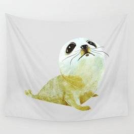 Seal Wall Tapestry