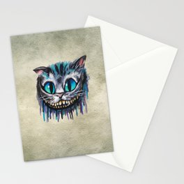 Cat Painting 18 Stationery Cards