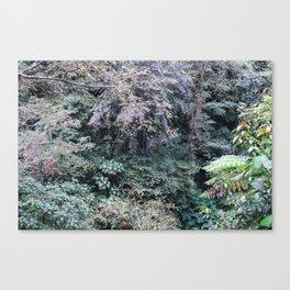 Lavender Mother Canvas Print