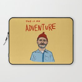 this is an adventure Laptop Sleeve