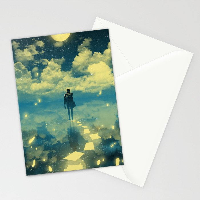 Nomad Stationery Cards