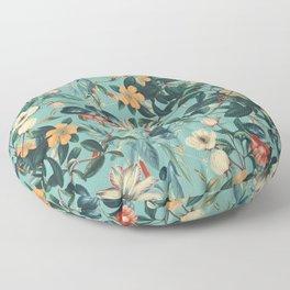 VINTAGE GARDEN V Floor Pillow