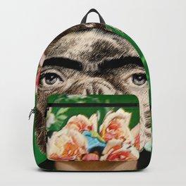 Frida Katy FrenchBulldog Backpack