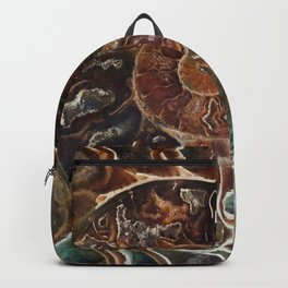Fossilized Shell Backpack