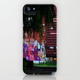 Solo Mischief iPhone Case