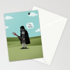 I am your Farmer Stationery Cards