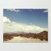 arizona Canvas Prints featuring Arizona by Sol Exposure