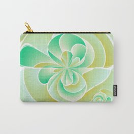 Irregular floral shapes Carry-All Pouch