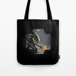 What Would Jonesy Do? Tote Bag