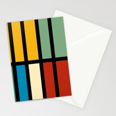 Abstract composition 23 Stationery Cards