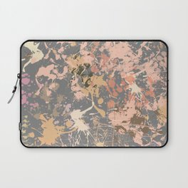 Skin Tones - Liquid Makeup Foundation - on Gray Laptop Sleeve