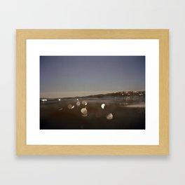 OceanSeries1 Framed Art Print
