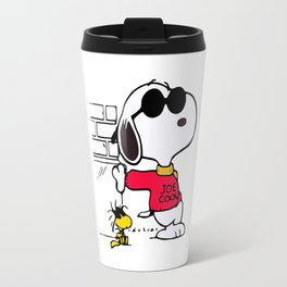 Joe Cool Snoopy Travel Mug