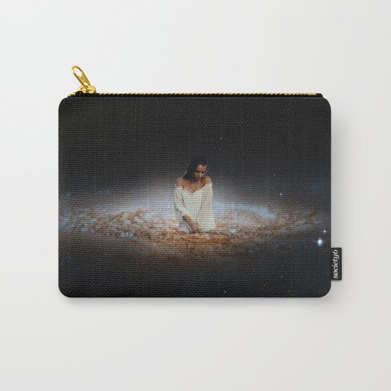 Girl from the Universe Carry-All Pouch