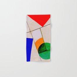 Composition by Sophie Taeuber-Arp - Vintage Painting Hand & Bath Towel
