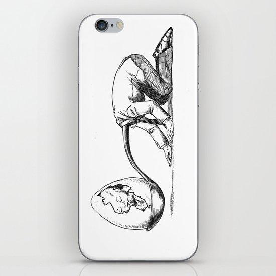 Paternity iPhone Skin
