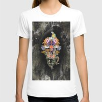 animal skull T-shirts featuring ANIMAL SKULL by sametsevincer