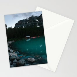 Wade into the Waters Stationery Cards