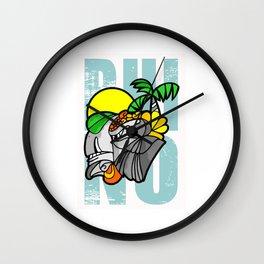 Rhin Wall Clock
