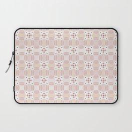 Circular Pink Laptop Sleeve