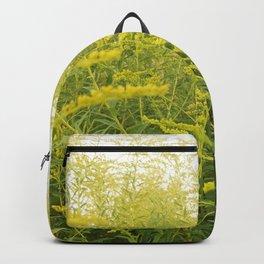 Yellow Goldenrod Backpack
