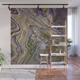 Topographical 3 Wall Mural