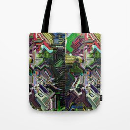 Amazed Palace 1 Tote Bag