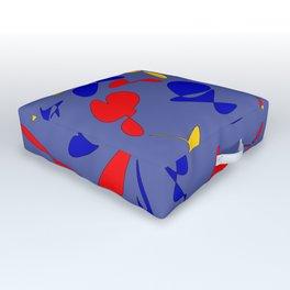 zappwaits art Outdoor Floor Cushion